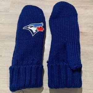 Toronto Blue Jays winter gloves💙